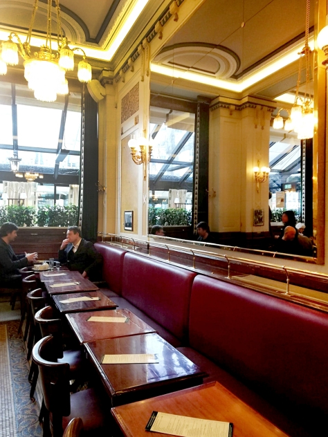 Cafe Culture Save The Paris Cafe